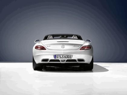 2011 Mercedes-Benz SLS AMG roadster 8