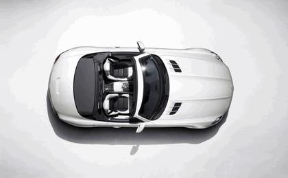 2011 Mercedes-Benz SLS AMG roadster 9
