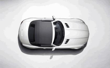 2011 Mercedes-Benz SLS AMG roadster 10