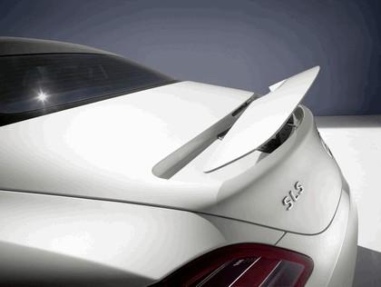 2011 Mercedes-Benz SLS AMG roadster 14