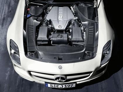 2011 Mercedes-Benz SLS AMG roadster 16