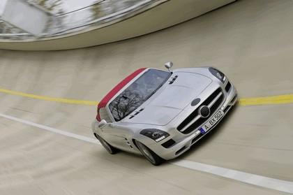 2011 Mercedes-Benz SLS AMG roadster 17