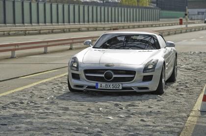 2011 Mercedes-Benz SLS AMG roadster 20
