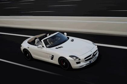 2011 Mercedes-Benz SLS AMG roadster 21