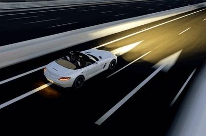 2011 Mercedes-Benz SLS AMG roadster 22