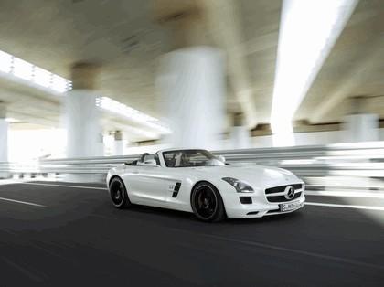 2011 Mercedes-Benz SLS AMG roadster 25