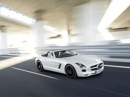 2011 Mercedes-Benz SLS AMG roadster 26