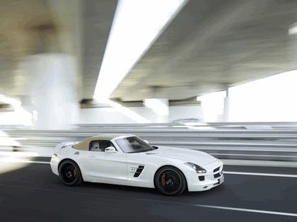 2011 Mercedes-Benz SLS AMG roadster 27