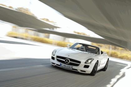 2011 Mercedes-Benz SLS AMG roadster 28