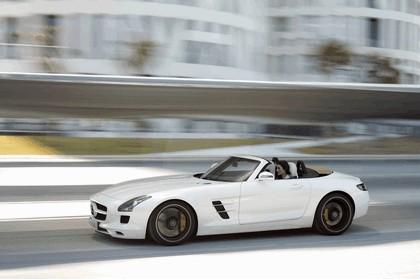 2011 Mercedes-Benz SLS AMG roadster 29