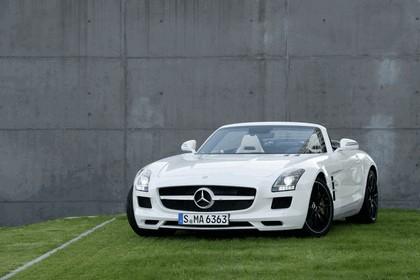 2011 Mercedes-Benz SLS AMG roadster 30