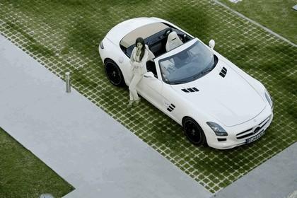 2011 Mercedes-Benz SLS AMG roadster 31
