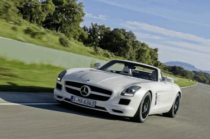 2011 Mercedes-Benz SLS AMG roadster 33