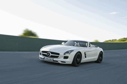 2011 Mercedes-Benz SLS AMG roadster 36