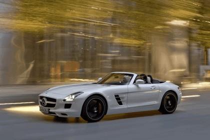 2011 Mercedes-Benz SLS AMG roadster 38