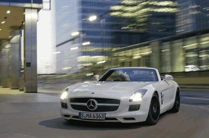 2011 Mercedes-Benz SLS AMG roadster 39