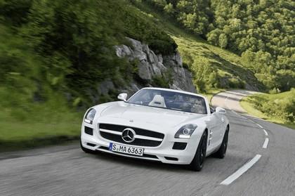 2011 Mercedes-Benz SLS AMG roadster 40