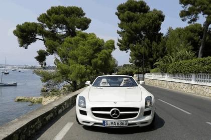 2011 Mercedes-Benz SLS AMG roadster 41