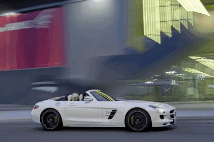 2011 Mercedes-Benz SLS AMG roadster 48