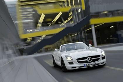 2011 Mercedes-Benz SLS AMG roadster 49