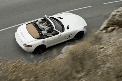 2011 Mercedes-Benz SLS AMG roadster 50