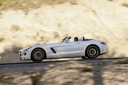 2011 Mercedes-Benz SLS AMG roadster 52