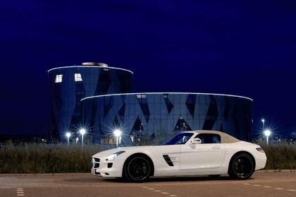 2011 Mercedes-Benz SLS AMG roadster 53