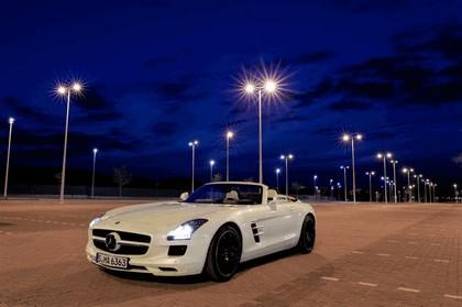 2011 Mercedes-Benz SLS AMG roadster 54