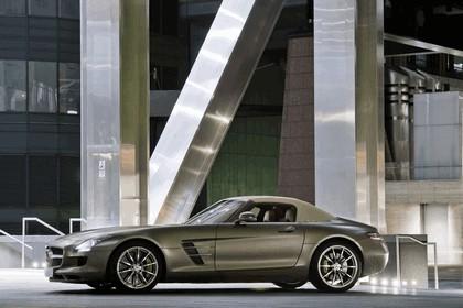 2011 Mercedes-Benz SLS AMG roadster 64