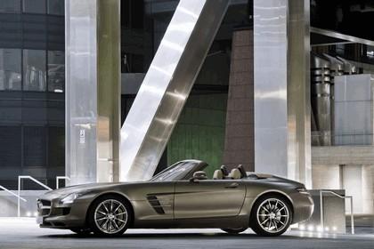 2011 Mercedes-Benz SLS AMG roadster 65