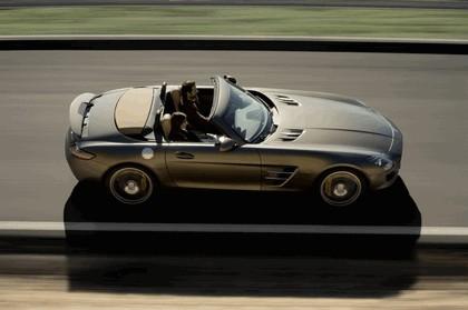 2011 Mercedes-Benz SLS AMG roadster 74