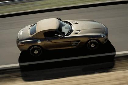 2011 Mercedes-Benz SLS AMG roadster 75