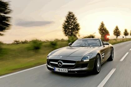 2011 Mercedes-Benz SLS AMG roadster 76