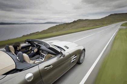 2011 Mercedes-Benz SLS AMG roadster 80