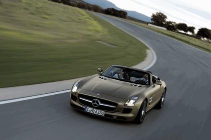 2011 Mercedes-Benz SLS AMG roadster 81