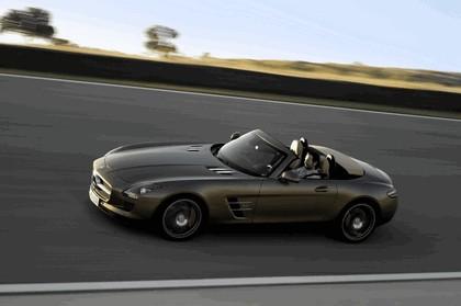 2011 Mercedes-Benz SLS AMG roadster 83