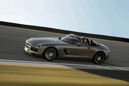 2011 Mercedes-Benz SLS AMG roadster 84