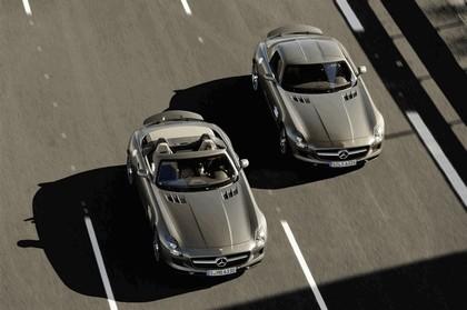 2011 Mercedes-Benz SLS AMG roadster 87