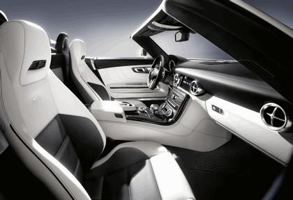 2011 Mercedes-Benz SLS AMG roadster 96
