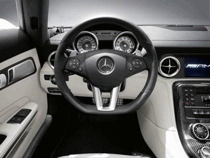 2011 Mercedes-Benz SLS AMG roadster 97
