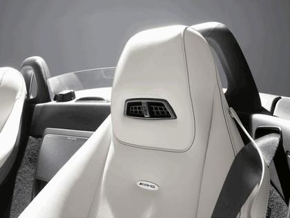 2011 Mercedes-Benz SLS AMG roadster 99
