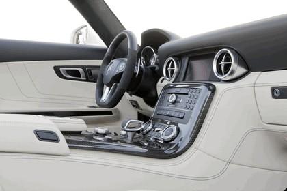 2011 Mercedes-Benz SLS AMG roadster 105