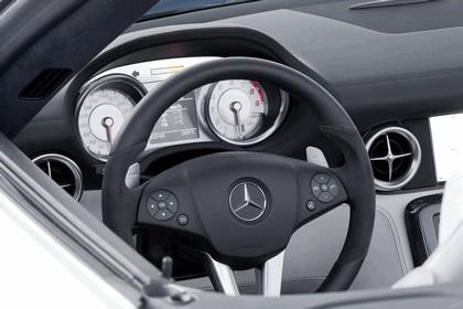 2011 Mercedes-Benz SLS AMG roadster 106