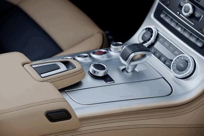 2011 Mercedes-Benz SLS AMG roadster 107