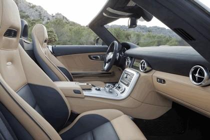 2011 Mercedes-Benz SLS AMG roadster 109
