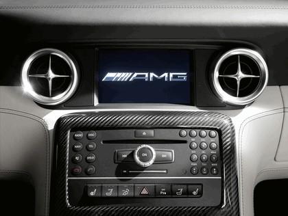 2011 Mercedes-Benz SLS AMG roadster 112