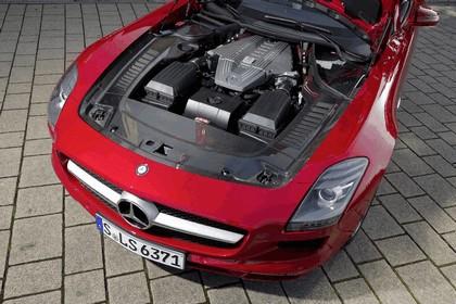 2011 Mercedes-Benz SLS AMG roadster 121
