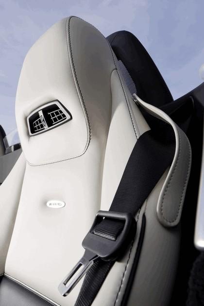2011 Mercedes-Benz SLS AMG roadster 124