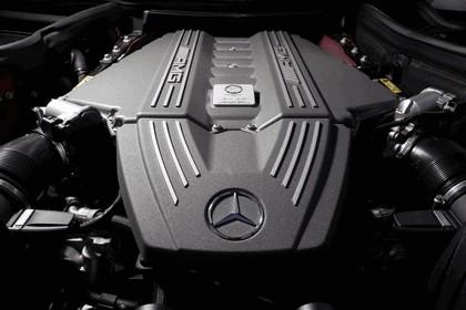 2011 Mercedes-Benz SLS AMG roadster 126