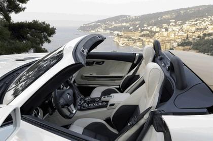 2011 Mercedes-Benz SLS AMG roadster 127